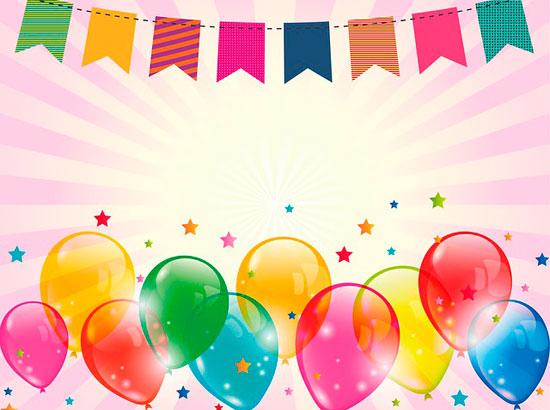 Célébration d'anniversaires au centre de Val Marie