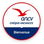 Logo chèque vacances ANCV